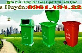 Địa chỉ bán thùng rác công cộng giá rẻ 1