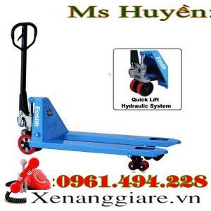 xe nâng tay thấp 2.5 tấn tại Hà Nam
