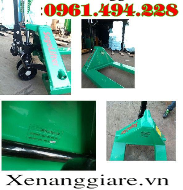 Xe nâng tay thấp 3 tấn NK