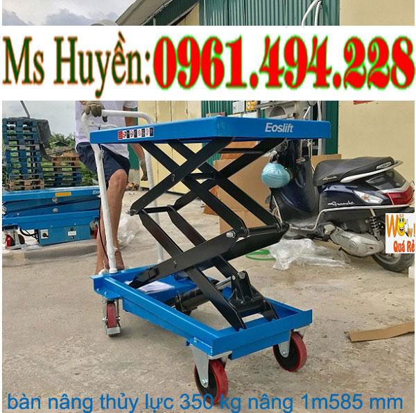 bàn nâng tay 350 kg TAD35