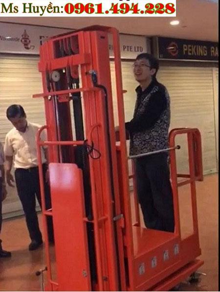 Thang nâng người 3m 4m 5m GOPY
