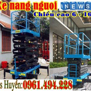 thang nâng người 300 kg 6 m