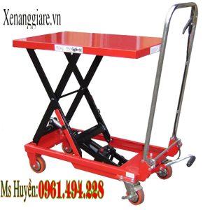 xe nâng mặt bàn 150 kg