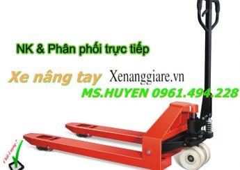 xe nâng tay 5 tấn tại Hà Nội