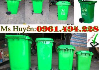 Thùng rác công cộng tại Hà Nam