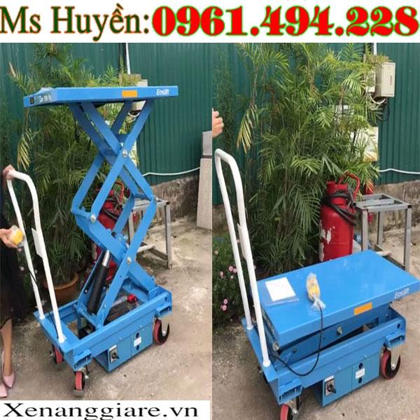 bàn nâng điện 350 kg