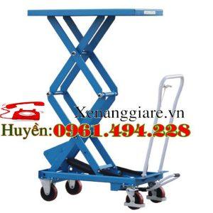 bàn nâng tay 800 kg nâng 1m4 TAD80