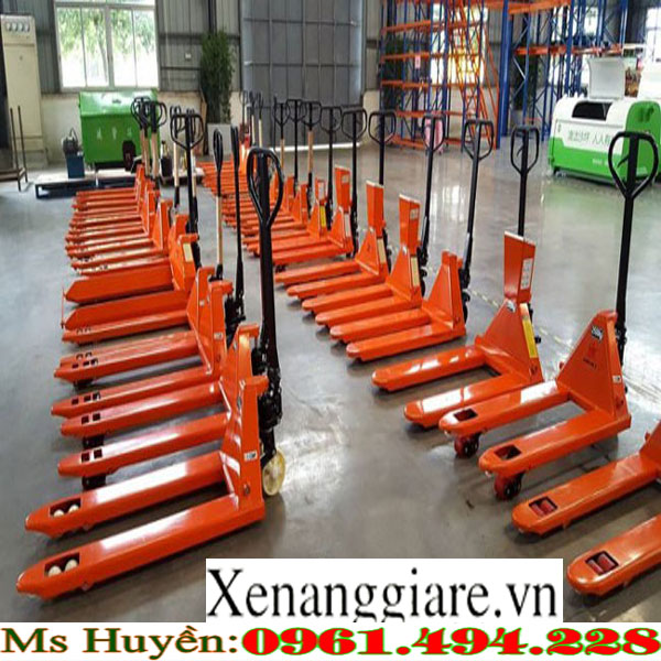 cửa hàng bán xe nâng tay tại Thanh Hóa