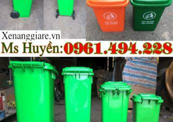 thùng rác công cộng tại quận Phú Nhuận