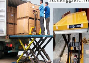 Bàn nâng điện 1 tấn tại Biên Hòa